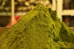 Green Spice Royalty Free Stock Images