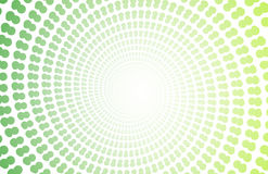 Green Spiral Copyspace Backdrop Royalty Free Stock Photo