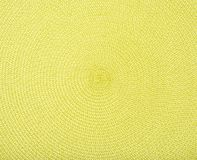 Green spiral fabric Stock Images