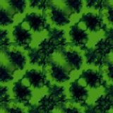 Green splashes pattern. Watercolor abstract seamless pattern. Background with scattered green splashes and stains. Hand painted awesome tile of loose royalty free stock images