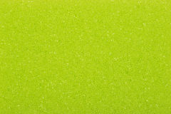 Green sponge, a background or texture Stock Photography