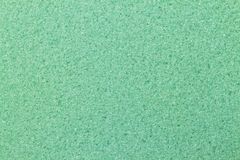Green sponge texture background Royalty Free Stock Photography