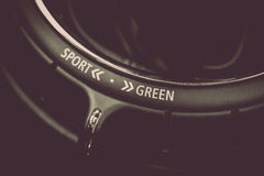 Green or sport Stock Photography