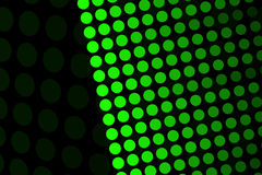 Green Spot Pattern Royalty Free Stock Photo