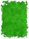 Green Spoted Grunge Texture Royalty Free Stock Photography