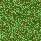 Green spotty background Stock Photos