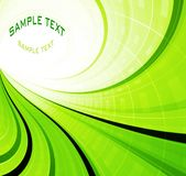 Green spring abstract background Royalty Free Stock Photo