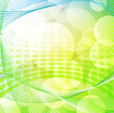 Green spring background Royalty Free Stock Photo