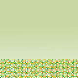 Green Square Background Royalty Free Stock Image