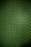 Green square pattern Stock Photo