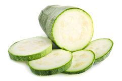 Green squash Stock Photos