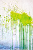 Green Stain Stock Images