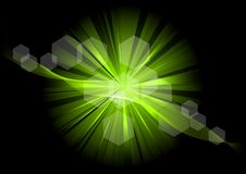 Green star Stock Images