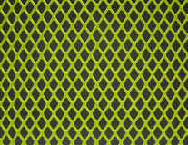 Green steel grid Stock Photo