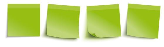 Green Sticks Header Stock Images