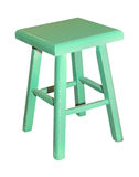 Green stool Stock Image
