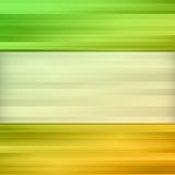 Green Straight lines abstract vector background Stock Image