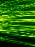 Green Streaks Royalty Free Stock Photos