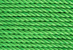 Green string abstract. Royalty Free Stock Photography