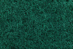 Green stringy textured surface Stock Images