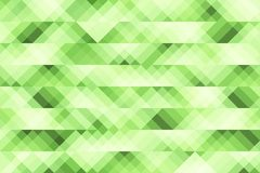 Green Stripe Geometry Abstract Background. Vector Illustration royalty free illustration