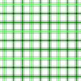 Green Stripe Plaid. Green argyle pattern for background Stock Photography