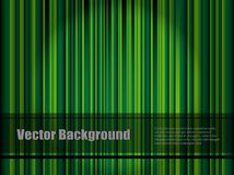 Green striped background Royalty Free Stock Image