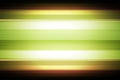 Green striped background with spotlight Royalty Free Stock Photos