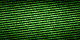 Green striped background Stock Image