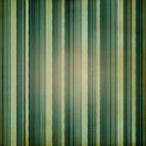 Green striped paper Stock Photography