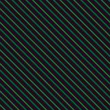 Green Striped Seamless Background Stock Images