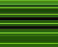 Green stripes Stock Images