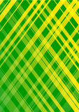 Green stripes. Apple green pattern in vectors illustration Royalty Free Stock Photo