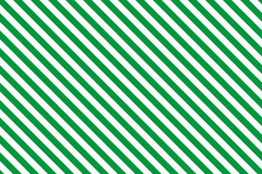 Green stripes on white background Stock Photography