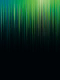 Green Strips. Fading into background royalty free stock photos