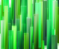 Green Strips Abstract Background Royalty Free Stock Images