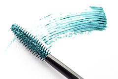 Free Green Stroke Of Mascara Royalty Free Stock Photo - 88350915