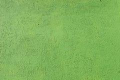 Green Stucco royalty free stock image