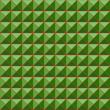 Green studs seamless texture background Stock Image
