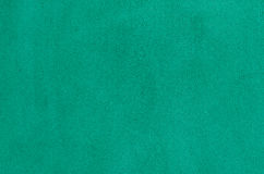 Green suede Royalty Free Stock Photo
