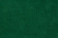 Green suede Royalty Free Stock Photography