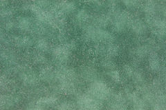 Green suede Royalty Free Stock Image