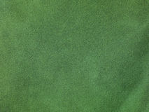 Green suede background Stock Photo