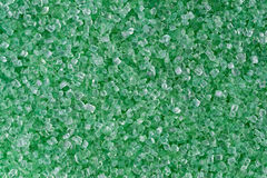 Green Sugar Royalty Free Stock Image