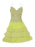 Green sundress Stock Photos