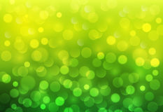 Green sunny background stock illustration