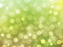 Green sunny background Stock Photo