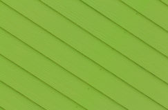 Green surface of the paint Stock Photos