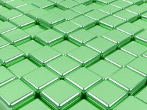 green surfaces. Stock Photo