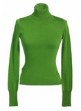 Green sweater Royalty Free Stock Photography